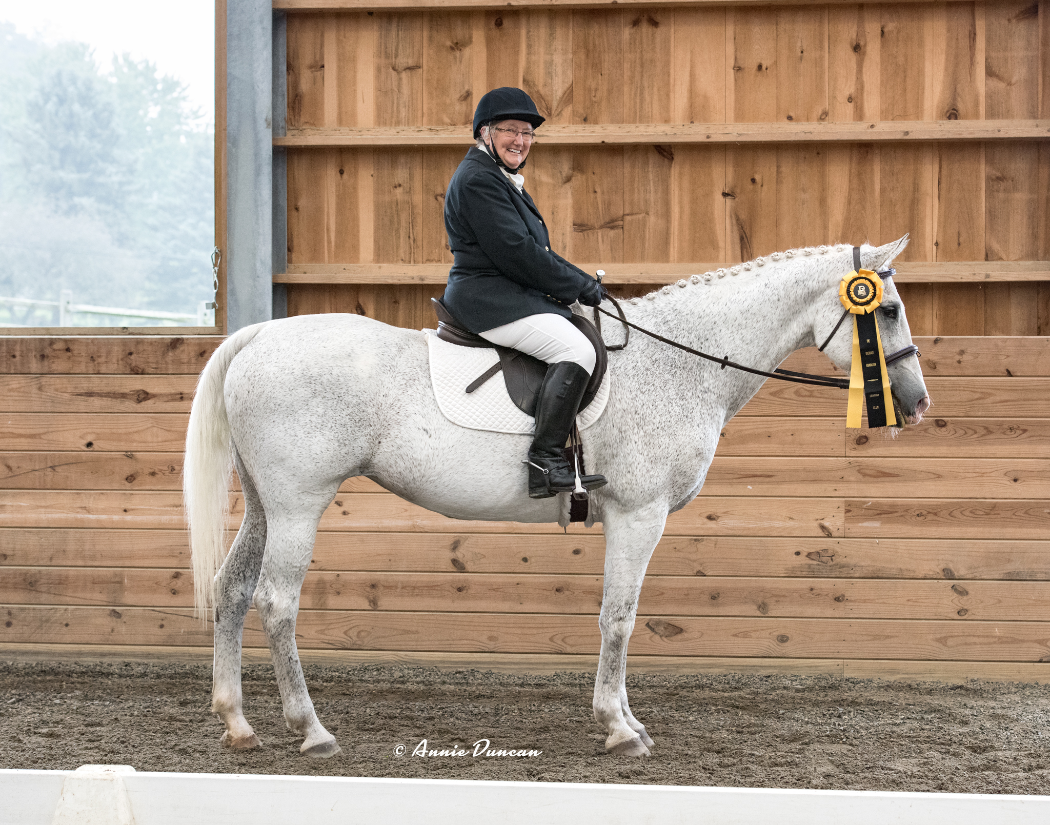 USDF Centennieal Club, Katherine Intano & Decor's Delight